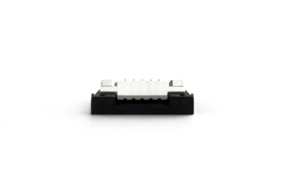 FFC FPC разъем 5 Pin 1.0mm Up